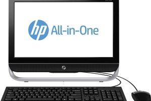 HP Business Desktop All in one B5F97EA
