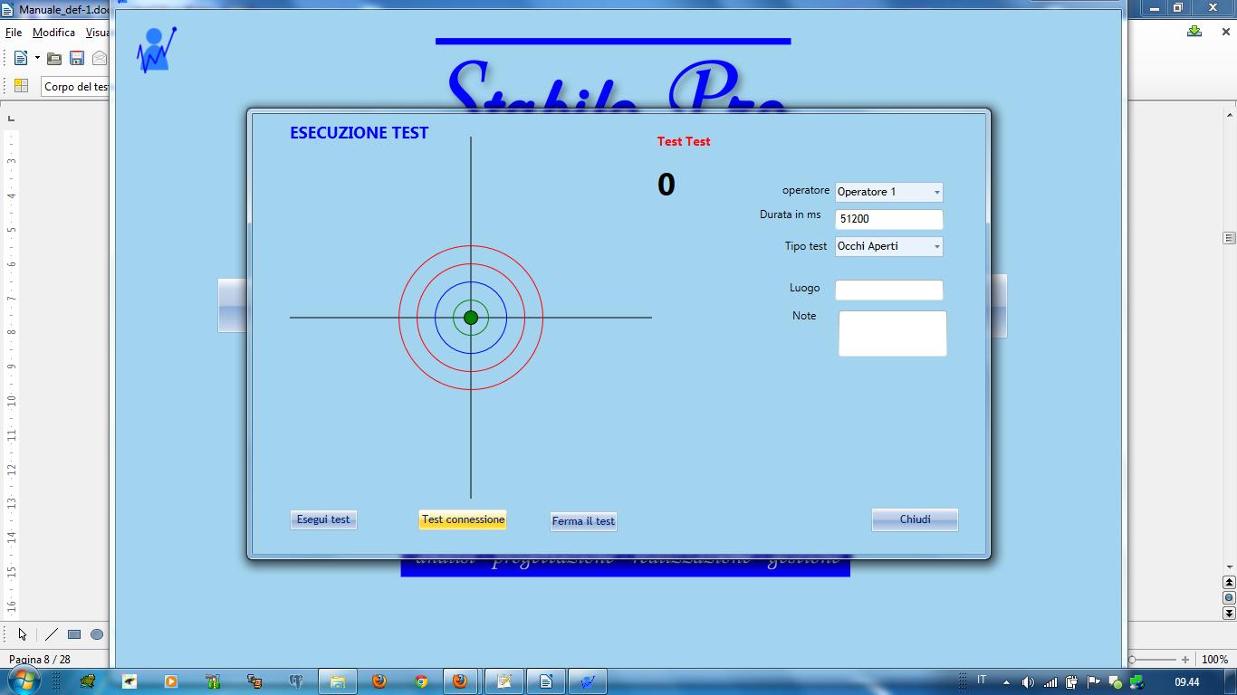 StabiloPro test