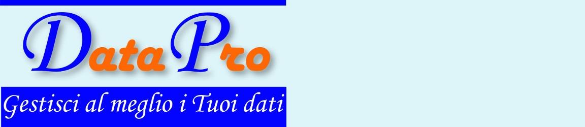 Data Pro: software per accedere rapidamente alle informazioni
