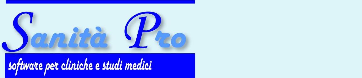 Sanità Pro: Software per la gestione clinica ed amministrativa
