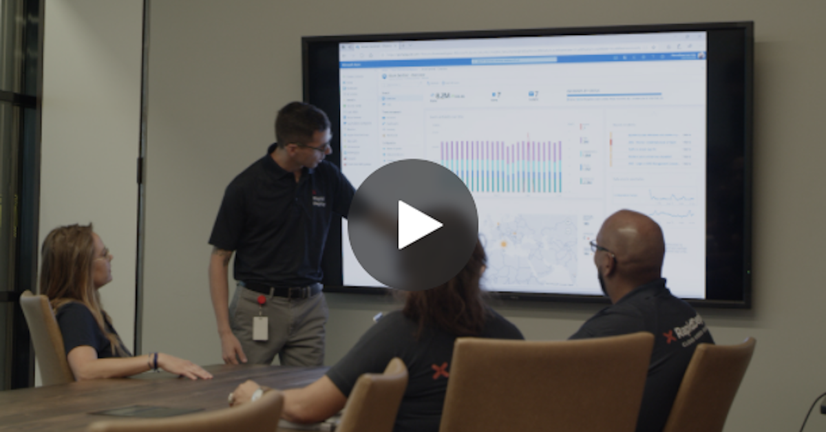 RapidDeploy helps first responders defend public safety with Azure Sentinel